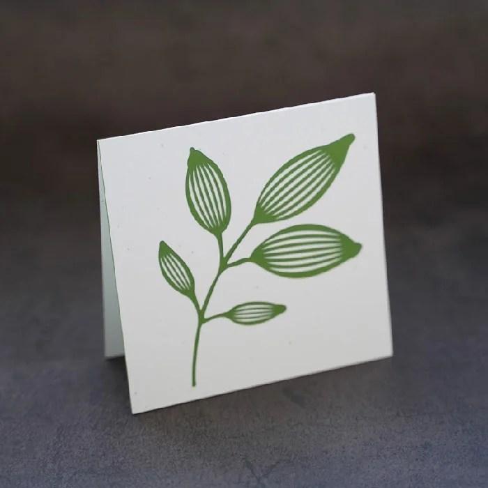 Wheat card