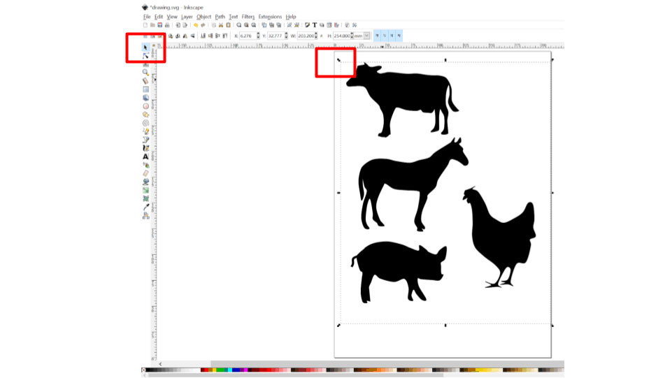 How To Convert Png To Svg In Inkscape Domestic Heights