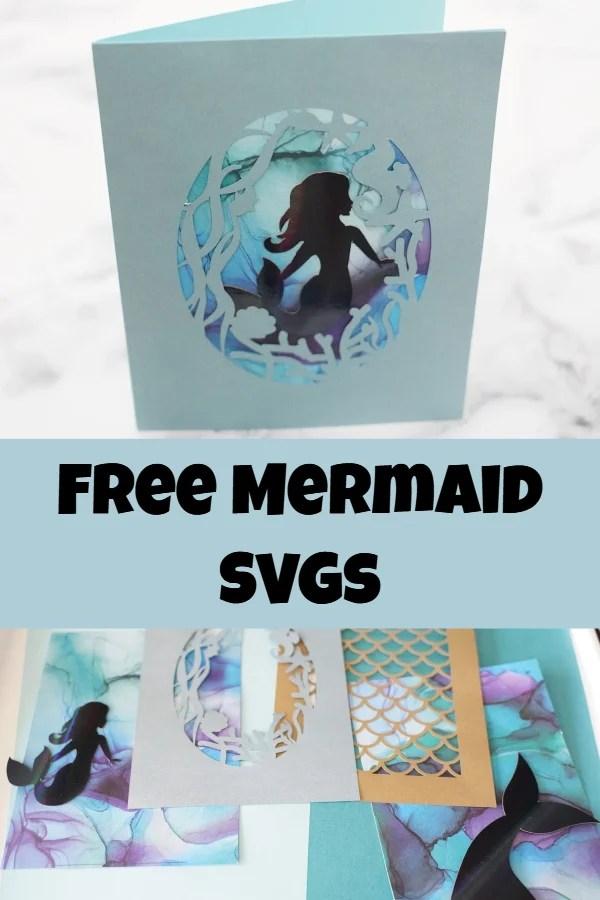 mermaid scales svg
