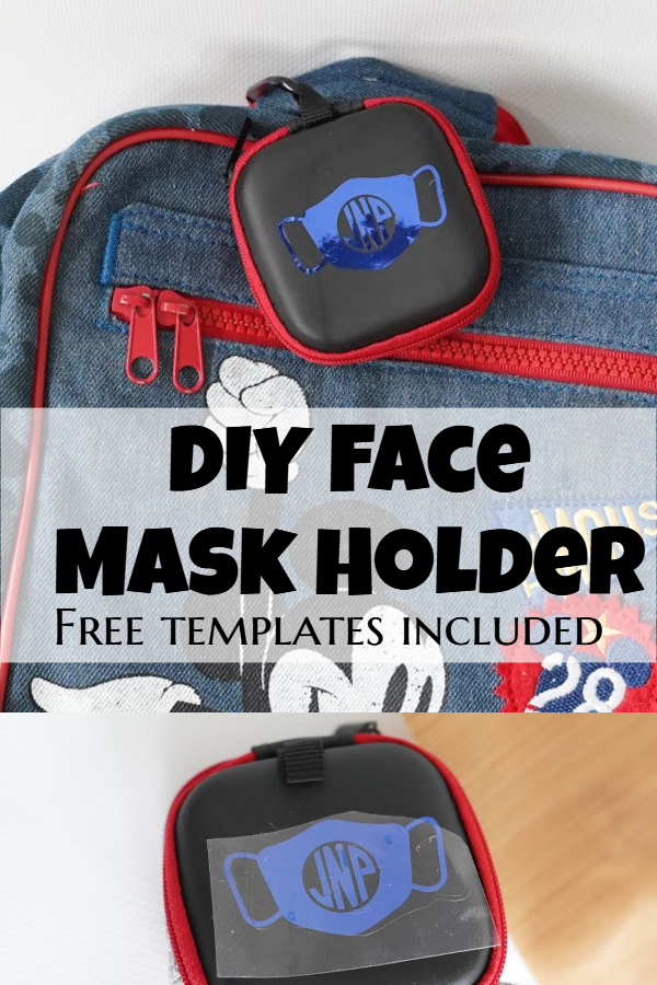 facemask holder graphic