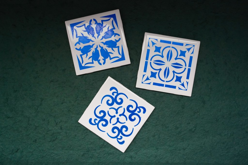 free Moroccan tile patterns
