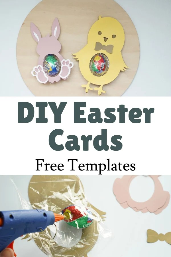 free easter card template