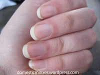 How to have Beautiful Natural Nails | DomesticMinxes