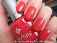 Jordana Nail Polish Swatches