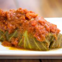 Golabki: Polish Stuffed Cabbage Recipe (with or without rice)