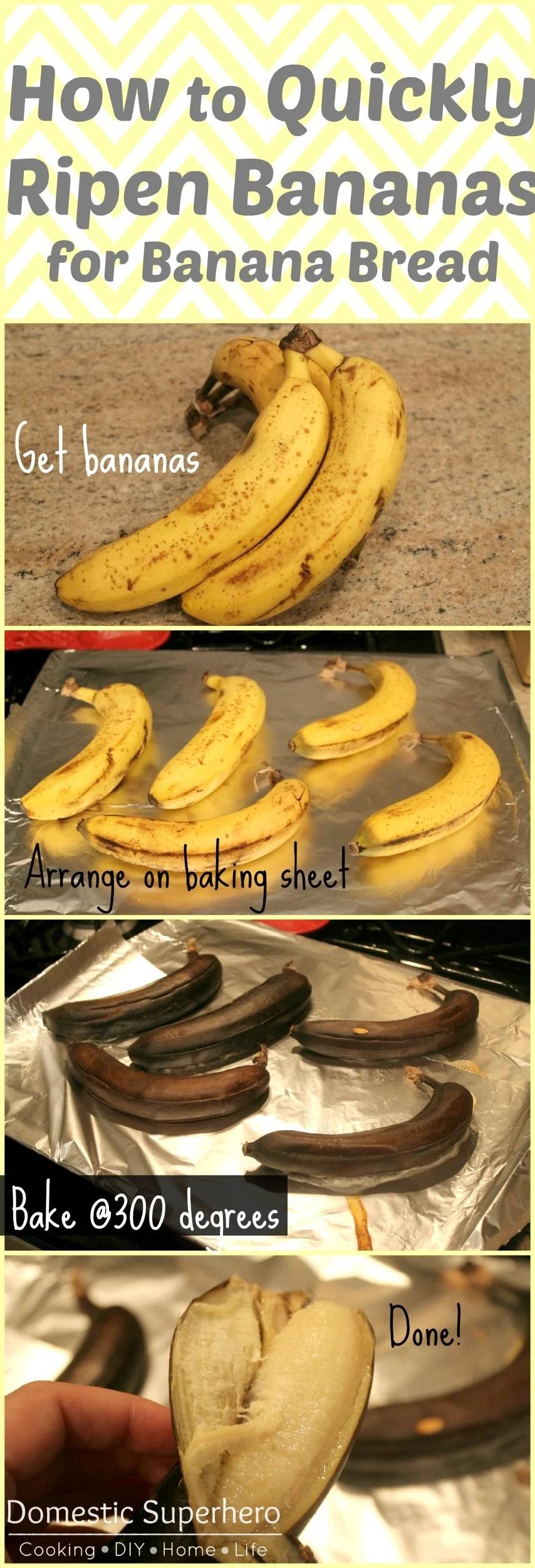 Easiest Banana Cake