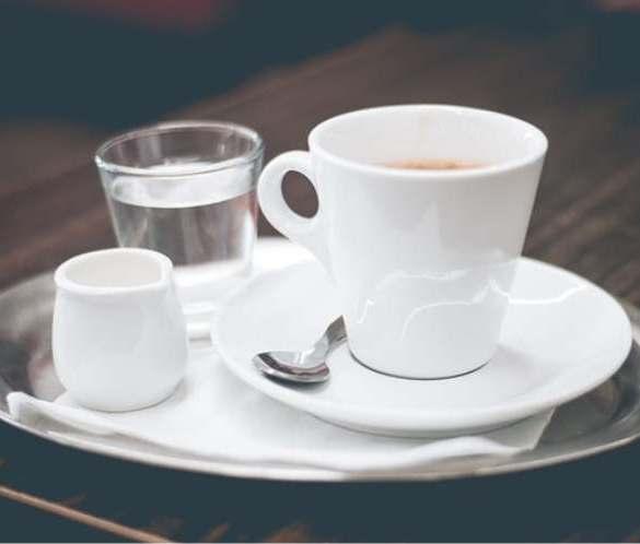 espresso, filiżanka do espresso