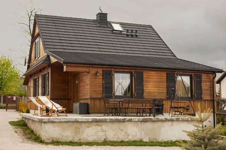 Ponad 100 letni dom po remoncie