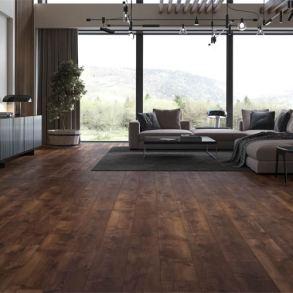 panele podłogowe w salonie