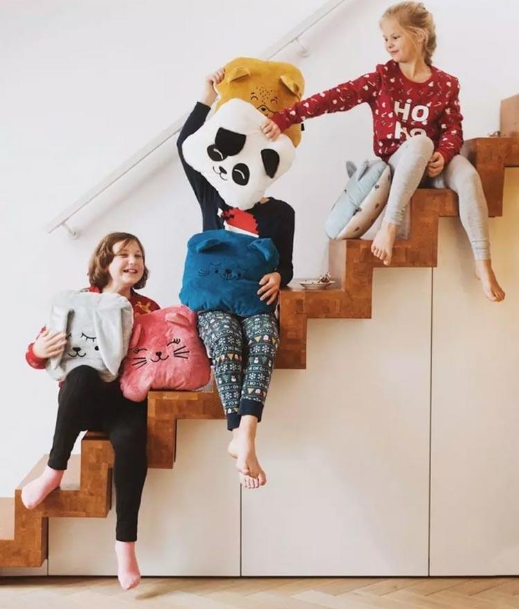 poduszki dekoracyjne dla dzieci