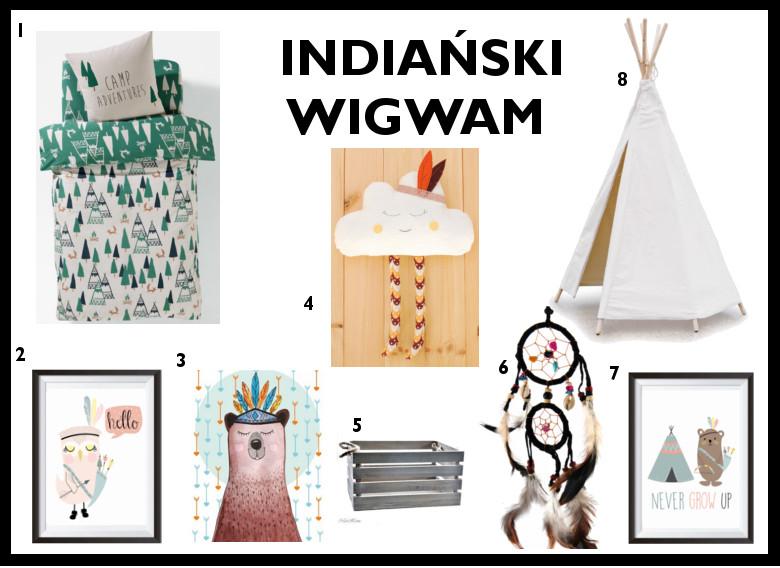 indianski wigwam