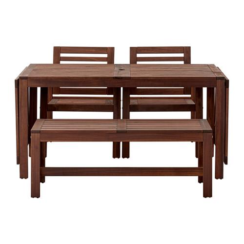 Meble Ogrodowe Ikea Applaro Opinie : Wiosna  czas na meble ogrodowe  DOMIDECOR