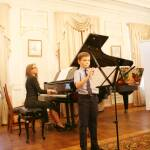 Состоялся новогодний концерт учеников Академии! 10