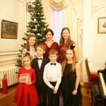 Состоялся новогодний концерт учеников Академии! 18