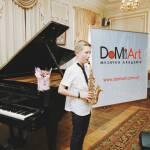 """Состоялся годовой отчетный концерт учеников Музыкальной Академии """"Домиарт"""" 3"""