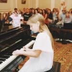 """Состоялся годовой отчетный концерт учеников Музыкальной Академии """"Домиарт"""" 16"""