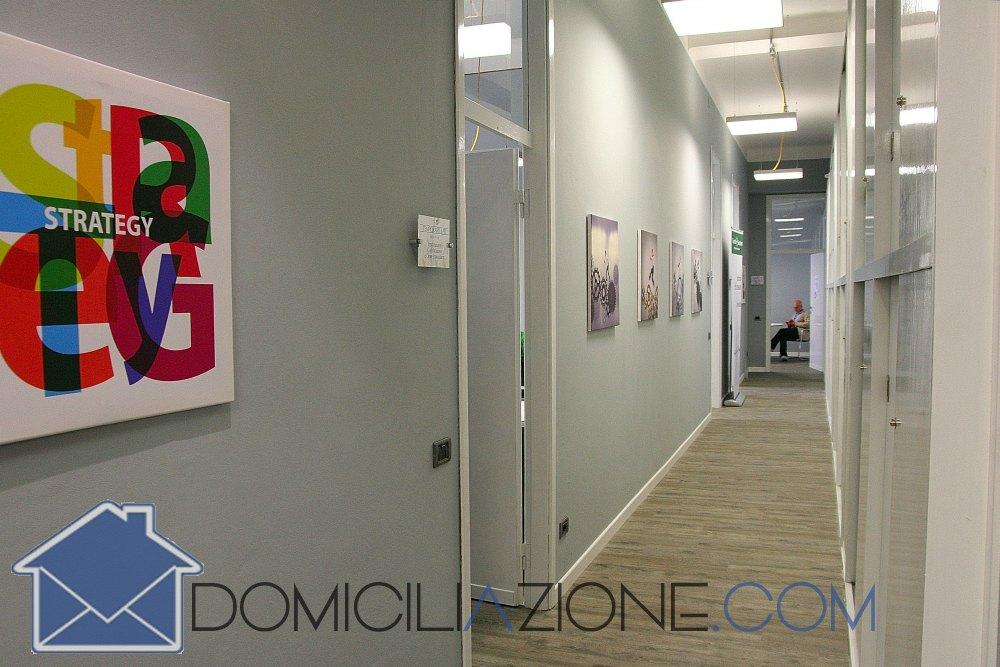 Locazione ufficio sede legale Gallarate - domiciliazione.com
