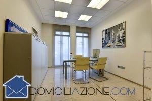 Domiciliazione Vicenza Nord ufficio arredato
