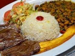 Almuerzo corriente Duitama