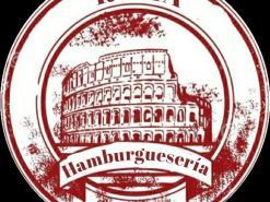 Hamburguesería Roma. Todos los días: 12:00 m a 8:00 pm.