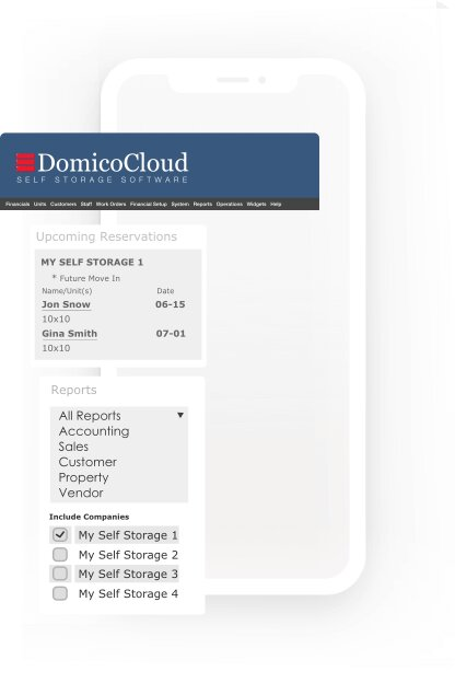 self storage software on any devicee