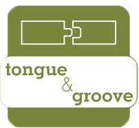 tongue-groove