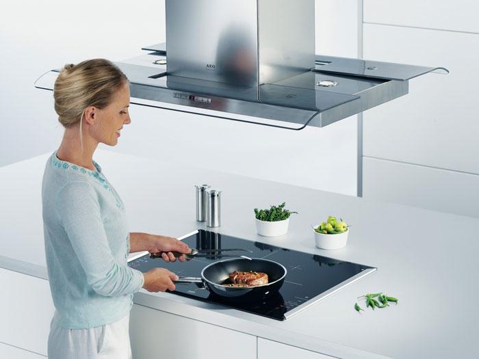 Hogyan kell csatlakoztatni a levegőt a konyhában