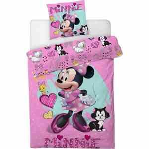 Parure de lit Disney Minnie