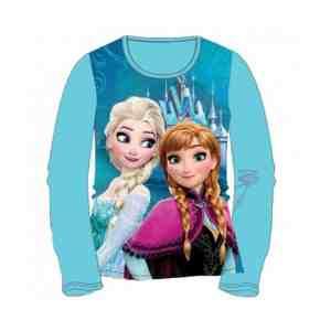 T-shirt manches longues La reine des neiges