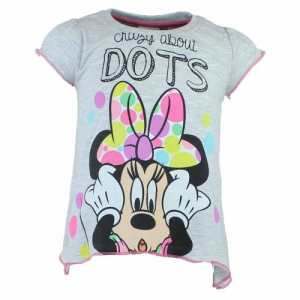 T-shirt manches courtes Minnie dots