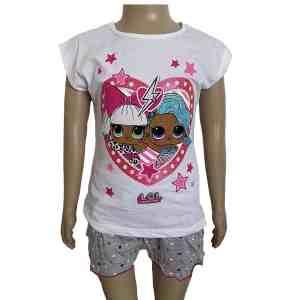 Ensemble short t-shirt Lol surprise
