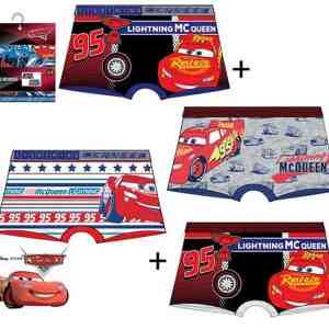 Pack de 2 boxers Cars