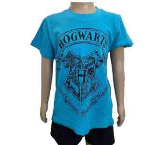 T-shirt Turquoise Harry Potter