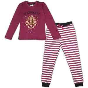 Pyjama Harry Potter en coton pour fille