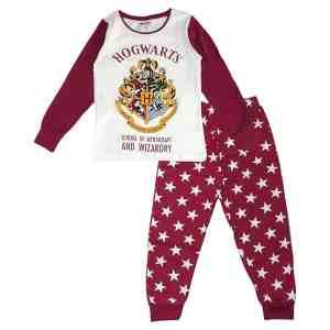 Ensemble de pyjama Harry Potter en coton