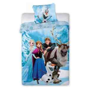 Parure de lit La reine des neiges