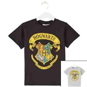 T-shirt Harry Potter Hogwarts