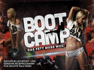 Lady Anja Boot Camp