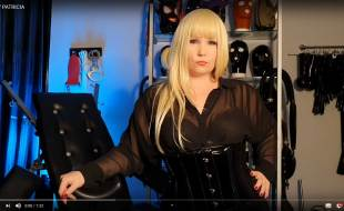 The Real Mistress Patricia - Onlyfans Top10!