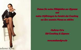 Madame Kyra SM-Coaching & Hypnose