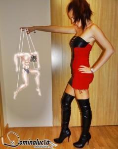marioneta dominalucia
