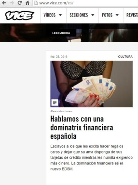Dominatrx financiera