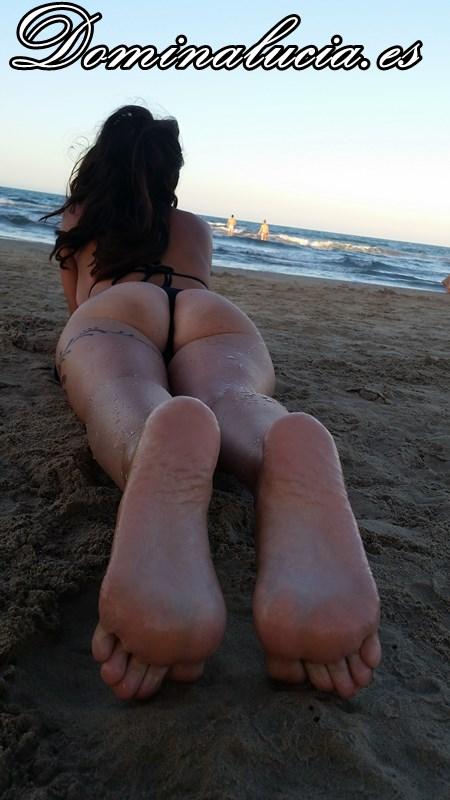 #pies #feet #sole foot #domina #mistress