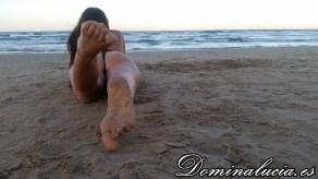 fetiche de pies dominatrix
