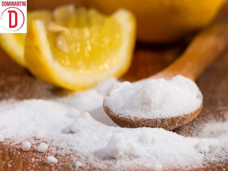 soda i limun moćna kombinacija