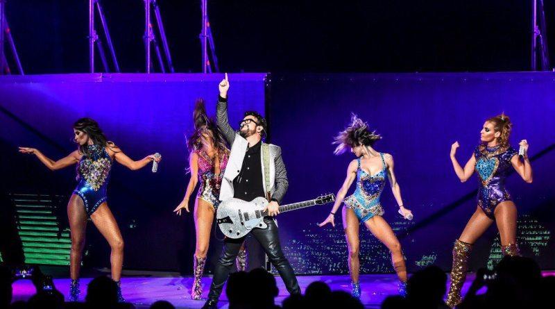 POR INICIAR GIRA 'TRASATLÁNTICO', ALEKS SYNTEK DEJA 90s POP TOUR