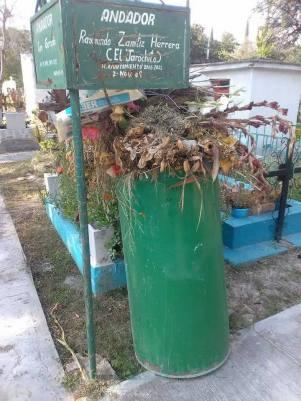 panteon municipal de tehuacan basurero