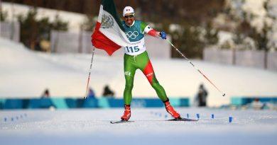 GERMÁN MADRAZO, EL ATLETA MEXICANO QUE TUVO QUE ENDEUDARSE PARA LLEGAR A LOS OLÍMPICOS DE PyeongChang