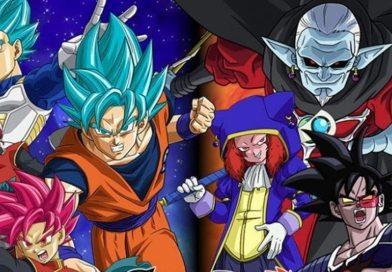 ¡Agárrense porque viene nuevo anime de Dragon Ball!