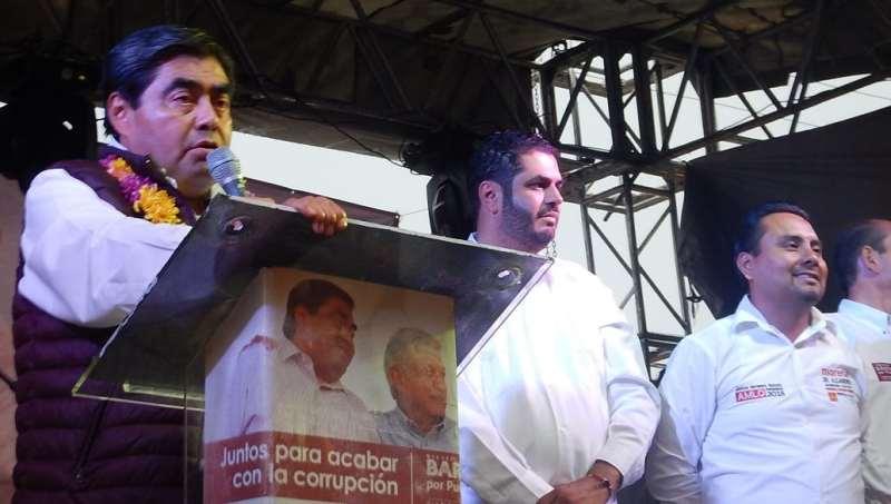 CIERRE DE CAMPAÑA ALEJANDRO BARROSO CHAVEZ